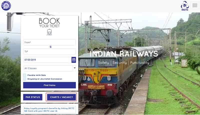 Reservation-Charts-irctc-online