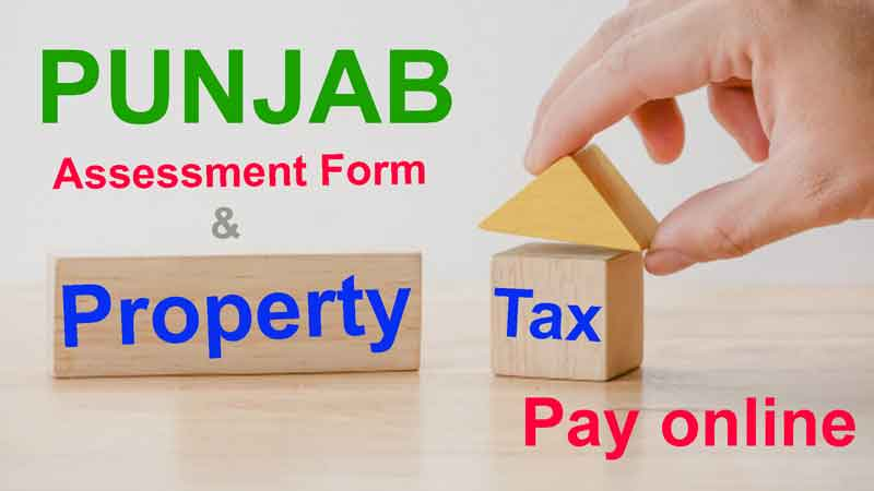 mSeva : Pay Property Tax punjab and Property assessment form online